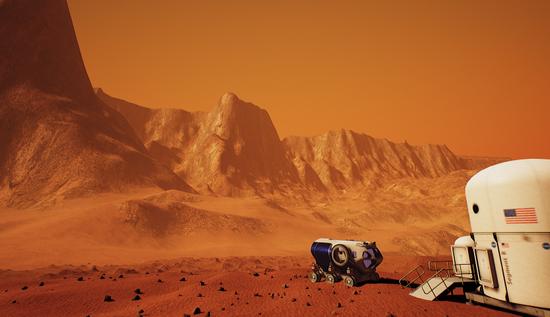 美国Fusion媒体公司,麻省理工学院以及美国宇航局正在合作开展一项虚拟现实研究项目,该项目的实施旨在让用户能够远在人类宇航员真正登上火星表面之前便能提前体验漫步火星的真实感受