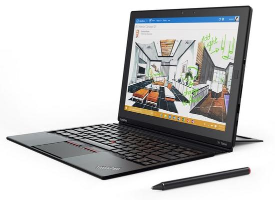 联想发布ThinkPad X1 Yoga和X1 Tablet