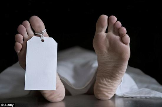 一旦病人被宣布法律上死亡之后,尸体就要在几个小时内进行冷却。