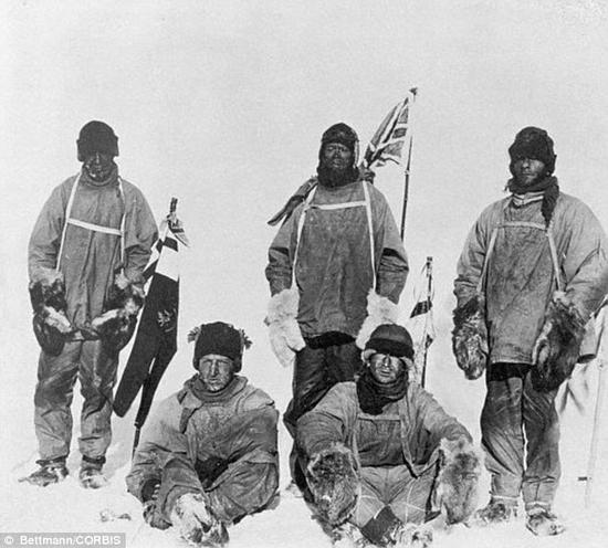梅德维德夫表示,KrioRus公司的梦想是,让1912年冻死的斯科特南极远征队复活。