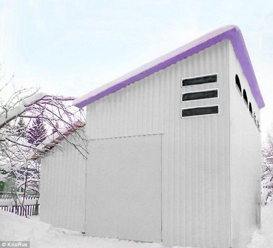 该公司总部由一座低调的两层小楼和后院中的白色仓库组成,这便是这家公司保存自己的45名客户的地方。