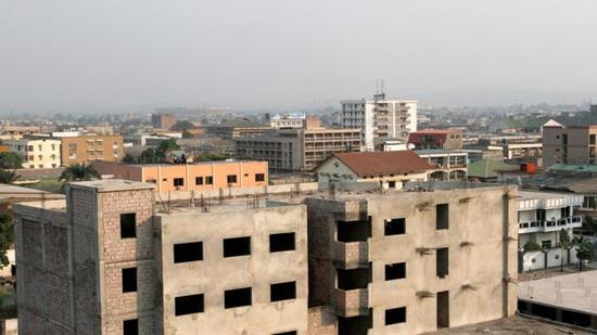 金沙萨是艾滋病病毒大流行的发源地。