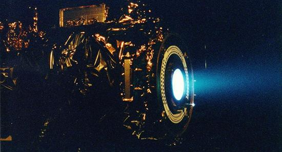 中国研制出世界最强大离子喷气发动机