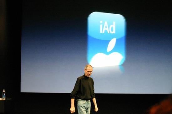 传苹果移动广告无实质性发展 将淘汰iAd团队