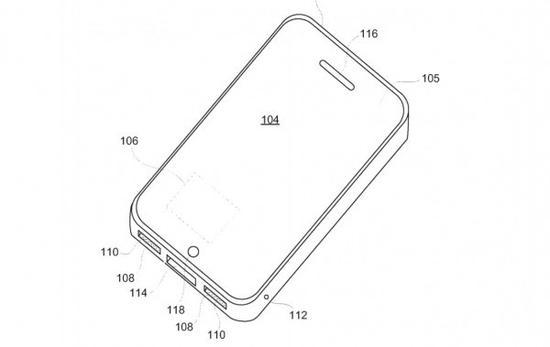 苹果该专利工作原理附图