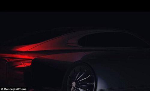 蘋果汽車概念視頻曝光:預計將在2020年發布