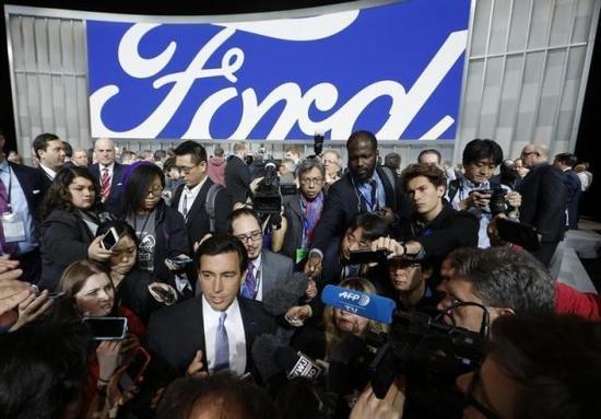 福特CEO加入IBM董事会:为探索自动驾驶和车联网