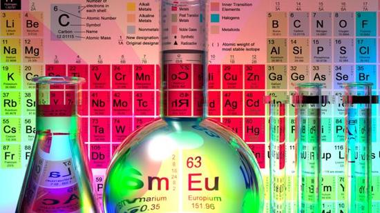 元素是化学物质的最基本构件,一种元素其实是一种只包含一类原子的物质。因此,制造一种新元素就意味着制造一种新原子。每一种元素被赋予一个序号,比如碳的序号是6。这些序号并非只是随意赋予的数字标签,而是拥有一种最基本的含义,它们特指原子所包含的质子数。质子也是一种基本粒子,位于原子的核心部分,带有正电荷,带有负电荷的电子绕着原子核运行。除了氢原子外,原子核还包含有第二种粒子--中子,这是一种质量几乎与质子相同但不带电荷的粒子。一种元素的原子可以拥有不同数量的中子,这种变体被称为同位素。中子起到一种粘合剂的