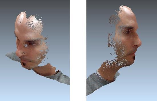 双摄像头可以记录景深信息