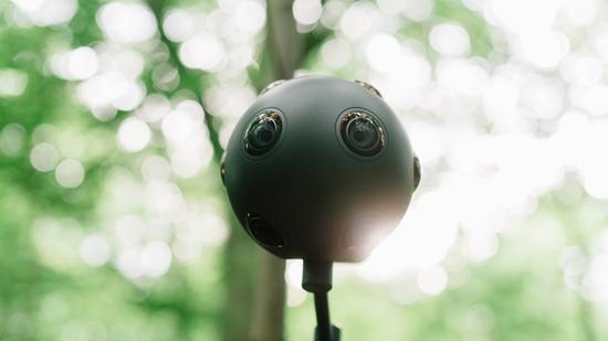 诺基亚的下一场豪赌:VR摄影界的领军人?