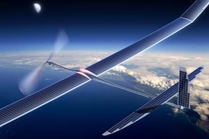 谷歌新秘密计划:用太阳能无人机部署5G网络