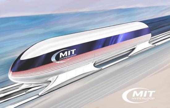 麻省理工学院学生团队的超级高铁设计方案