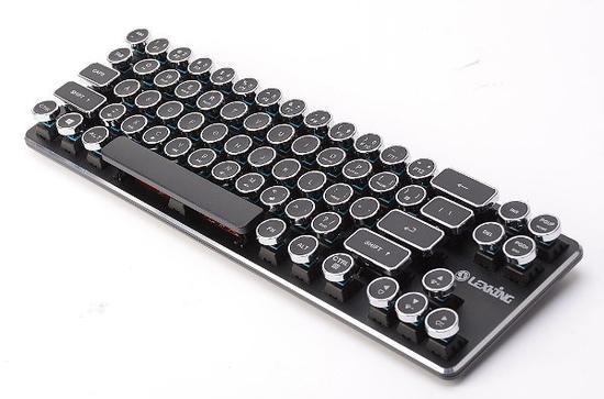 可维键盘内部结构图