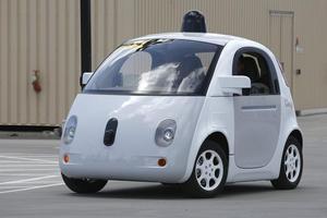 英国向谷歌抛出橄榄枝:来伦敦测试无人汽车吧