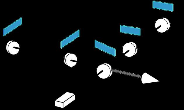 LIGO设施工作原理图