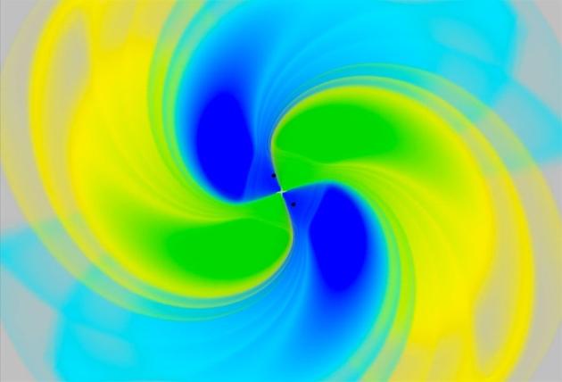 人类直接探测到引力波!爱因斯坦百年前预测证实