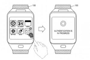 全新技术曝光 三星新专利支持静脉识别