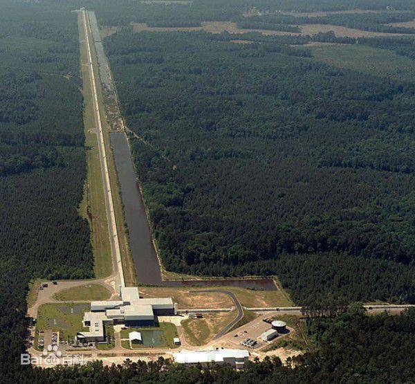 美国路易斯安那州的LIGO设施