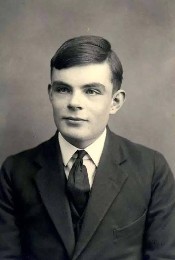 计算机科学之父图灵(Alan Turing)