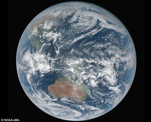 科学家发现地球宇宙中有独一无二地位