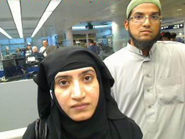 美国南加州恐怖袭击嫌犯