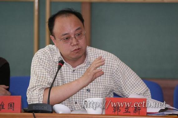 清华大学哲学系韩立新教授对围棋人机大战有着自己的看法