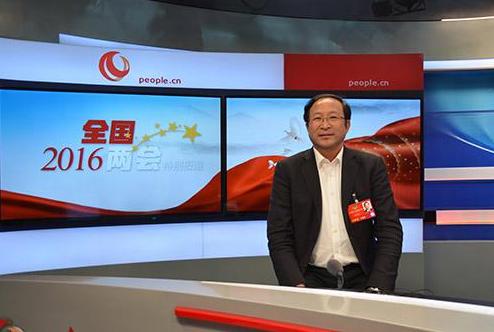 全国政协常委、中国科学技术协会副主席陈章良做客人民网强国论坛。