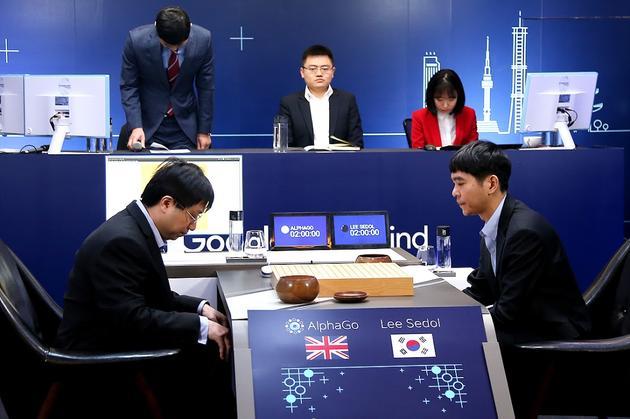 人工智能攻克围棋!AlphaGo三比零胜李世石
