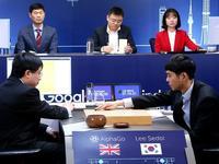 人机大战完结 AlphaGo 4:1胜李世石