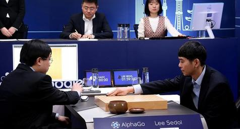 AlphaGo最终局战胜李世石 人机大战总比分1:4