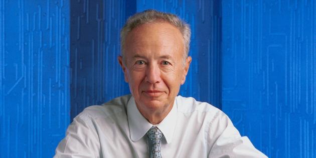 英特尔传奇CEO安迪・格鲁夫