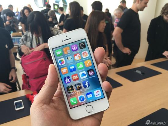 iPhone SE現場體驗:並非旗艦 而是安卓收割者
