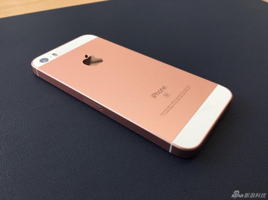 iPhone SE现场体验
