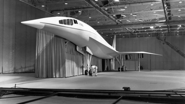 洛克希德马丁公司的L-2000方案是当时胜出的两型超音速客机设计方案之一