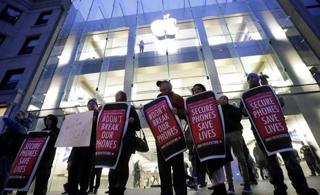 苹果:是隐私斗士还是FBI大片里的配角