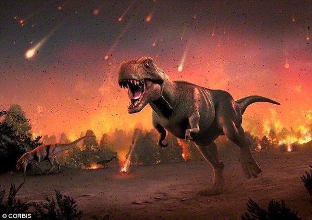 在维特迈尔的理论中,大量由于轨道扰动而进入内太阳系的彗星体不仅会撞击地球造成大灭绝事件,同时彗星在接近太阳时造成的大批解体也将部分遮盖太阳光并减少地球接收太阳的光热总量。这样的结果是造成地球生命的大灭绝,其中可能就包括恐龙的灭绝事件