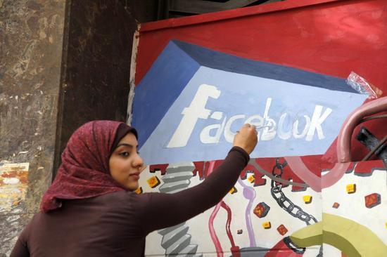 埃及禁Facebook免费网只因政府无法监视用户