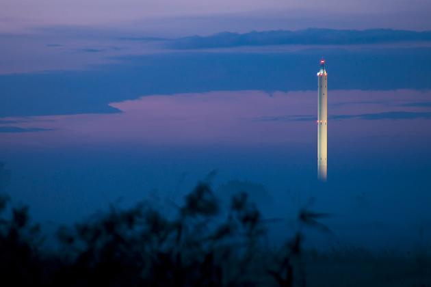 除了科学研究功能,德国Bremen落塔也是一道亮丽的风景线 (也许是他们比较会照相)