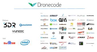 无人机开源社区Dronecode目前状况