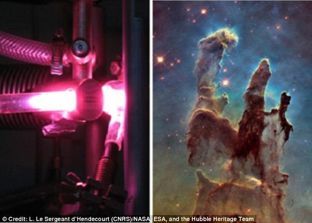 最近,法国尼斯化学研究所的科学家们首次证明核糖可以在彗星上的水冰中形成。RNA被认为是地球上出现生命的最早标志之一,但对于RNA本身的最初起源却仍然充满争议