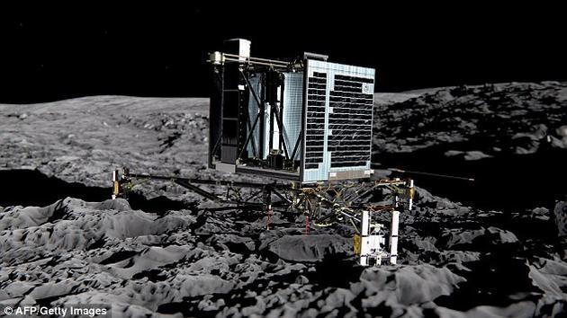 """这项发现验证了2014年年底在一颗彗星表面着陆的欧空局""""菲莱""""着陆器对彗星地表样品的有机分子检验结果,也进一步增强了人们对于一类被称作""""胚种论""""的理论的信心,该理论认为地球上的生命可能最早起源于太空"""