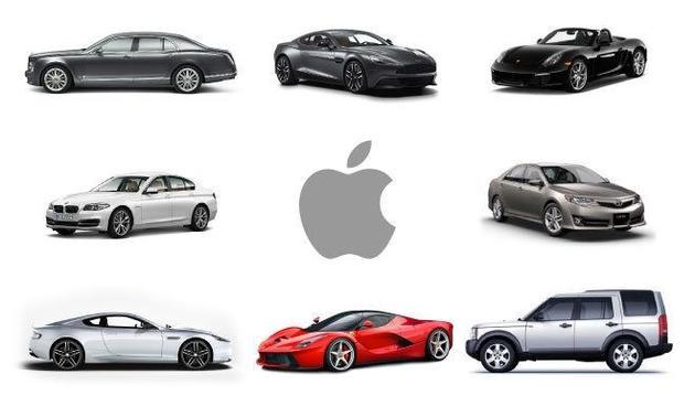 """蘋果造了座""""奧林匹克山"""" 閉門研發Apple Car"""