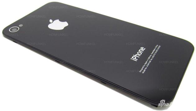 据说明年的iPhone会用玻璃后壳
