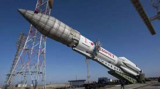 俄罗斯质子号运载火箭