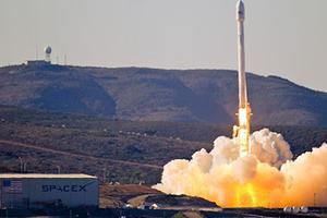 SpaceX首次获得美国空军订单:发射下一代GPS卫星