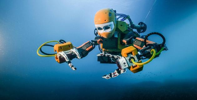 类人型机器人成功打捞沉船:可作为人类替身探索大海
