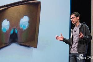 谷歌VR负责人:谷歌VR将坚持移动、舒适和低成本