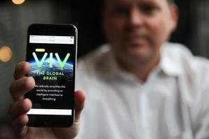Siri创始人开发新语音助手Viv:能帮你打车叫外卖