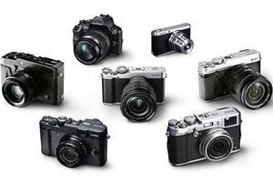 富士停产13款相机及两支镜头 或放弃2/3英寸传感器