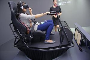 """VR产业市场""""画饼"""" 影视公司趋之若鹜"""